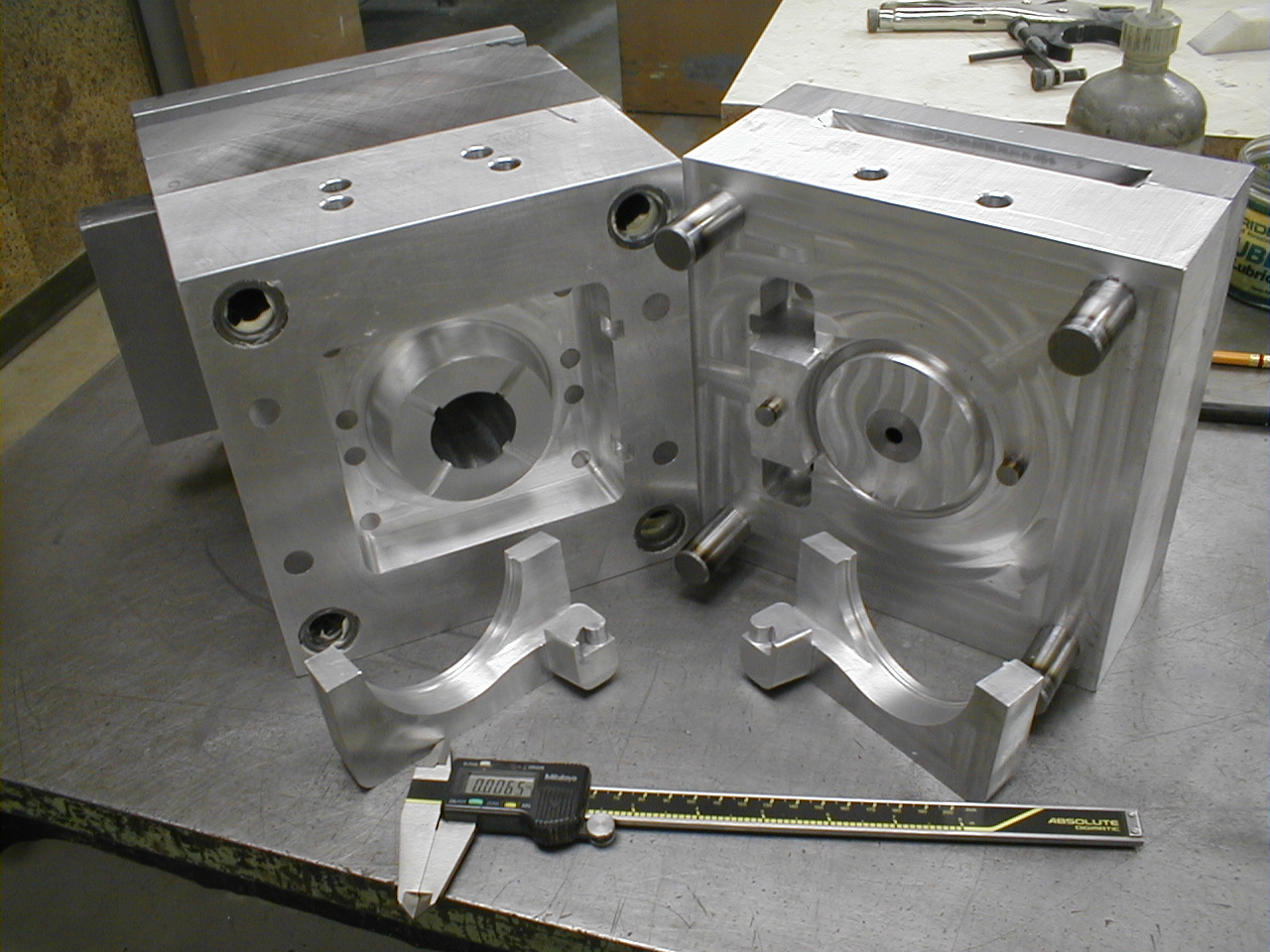 Patterns Molds Tooling Amp Dies Accurate Pattern Part 2
